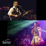 Sesc traz Jacques Setton e Kel Monalisa para o Happy Hour
