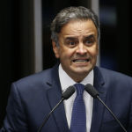Aécio Neves é afastado do mandato e determina recolhimento domiciliar noturno