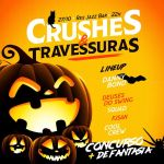 Crushes & Travessuras com Danny Bond e Deuses do Swing é da dica para a véspera de halloween