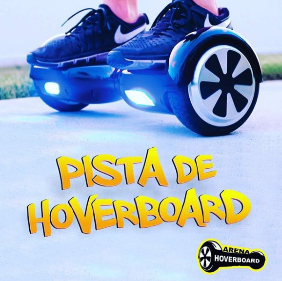 Arena Hoverboard - Shopping Patio Maceio