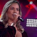 Ex-vocalista da banda do Ximbinha é ignorada no 'The Voice'