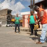 SOS PINHEIRO: Piso de apartamento afunda; geólogos fazem teste sobre a qualidade do subsolo