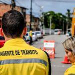 Rua no Pinheiro é interditada para obras de recuperação