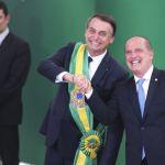 Reunião de Bolsonaro com guedes para discutir Previdência já dura quase 2 horas
