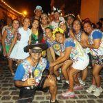 Bloco Zona Postal embala foliões nas prévias de carnaval pelo 19º ano