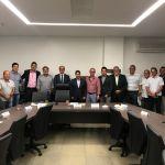 Ademi-AL se reúne com Caixa e MPE para discutir situação imobiliária do Pinheiro