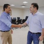 Governador Renan Filho faz mudança no comando da Secretaria de Saúde