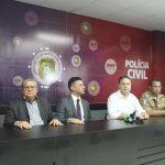 Alagoas registra queda de 32,7% no número de homicídios