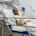 Piora quadro de jovem submetida a transplante de coração