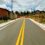 Governo conclui obras de implantação do acesso ao município de Belém