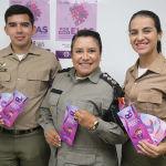 Patrulha alerta para a violência contra a mulher no Carnaval