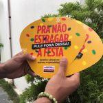 Seprev lança campanha para prevenir violência no Carnaval