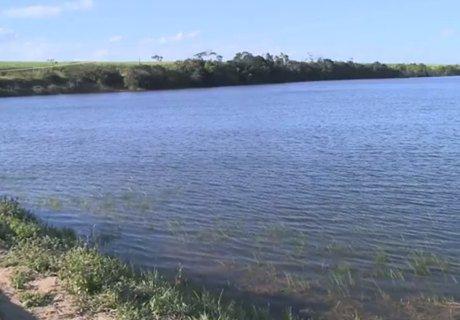 Barragem de Gulandim, em Teotônio Vilela (Reprodução)