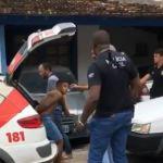 Suspeitos de assaltos são presos no bairro do Trapiche da Barra