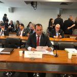 Presidente da CEI do Pinheiro questiona continuidade da extração da Braskem em audiência no Senado