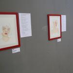 A cor da Mulher: unindo poesia e pintura, exposição encanta público