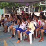 Governo debate violência de gênero e estimula empoderamento nas grotas de Maceió