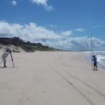 Pesquisa da Ufal mostra grau de vulnerabilidade à erosão na Barra de São Miguel
