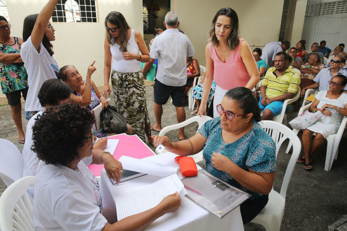 Moradores com imóveis na área vermelha do Pinheiro já foram atendidos pelo programa. (Foto: Caio Loureiro)