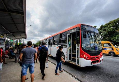 Quatro linhas de ônibus terão numeração modificada.  (Pei Fon/ Secom Maceió