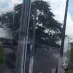 Moradores do Joaquim Leão estão há 12h sem energia