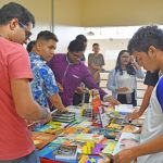 Senai promove encontro para estimular o hábito da leitura