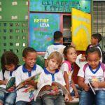 Escolas da rede estadual desenvolvem projetos literários de incentivo à leitura