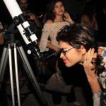 Sob os céus arapiraquenses, prefeitura retoma as observações astronômicas