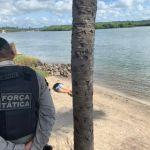 Corpo é encontrado por moradores às margens da Lagoa Manguaba