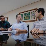 Governador assina ordem de serviço para construção de barragem em Cacimbinhas