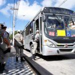 Primeiro trimestre tem redução de 70% no número de assaltos a ônibus em Maceió