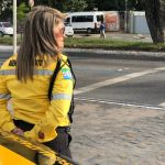 Agentes da SMTT intensificam fiscalização na Faixa Azul