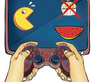 Game ensina jogadores a evitar o consumo de doces