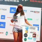 Deodorense Lawynia Assíria é destaque no Triday Series de triathlon