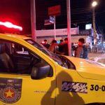Passageiro de ônibus é preso com crack e cocaína em Palmeira