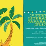 Japaratinga sedia 1º Festival Literário; veja como se inscrever