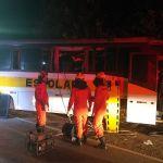Morre 4ª vítima do acidente com ônibus escolar na AL-220