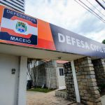 Defesa Civil Municipal monitora chuvas em Maceió