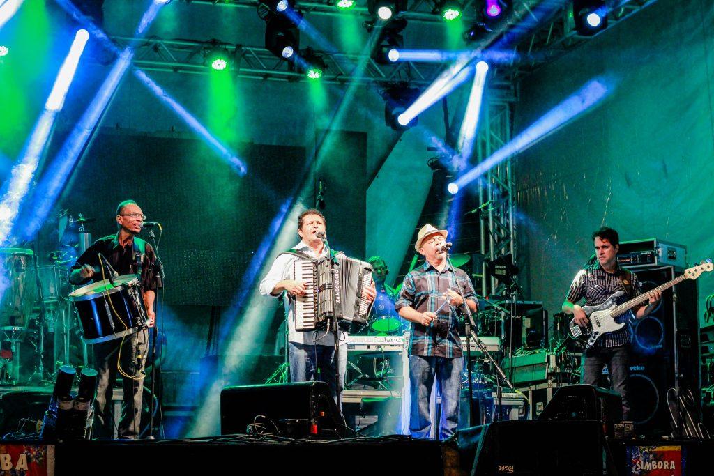 Atrações locais irão dividir o palco com nomes da música nacional. Foto: Pei Fon/ Secom Maceió