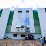 Rui Palmeira entrega obras de reforma da Secretaria de Saúde