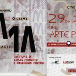 """""""LAMA, o Crime Vale no Brasil"""": Maceió recebe exibição neste sábado"""