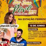 Palmeira dos Índios promete realizar o maior festejo junino 2019 em  AL
