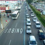 Greve Geral: SMTT mantém proibição de tráfego na faixa azul