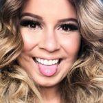 Cantora Marília Mendonça está grávida de seu primeiro filho