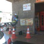 Ação de combate ao furto de energia prende uma pessoa em Maceió