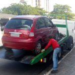 Fiscalização recolhe veículos de transporte clandestino