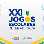 Inscrições abertas para o XXI Jogos Escolares de Arapiraca