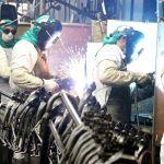 Produção industrial cai 0,2% de abril para maio, diz IBGE