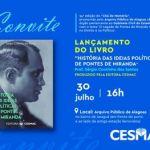 Editora CESMAC participa de mais uma edição do Chá de Memória