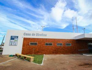 Casa do Direito - Mirante do Jacintinho  Foto: Pei Fon/ Secom Maceió